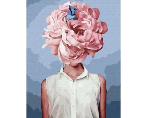 """Картина. Brushme """"Метелики у моїй голові"""" GX35266"""