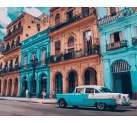 """Картина. Art Craft """"Яскрава Куба"""" 40 * 50 см 10536-AC"""